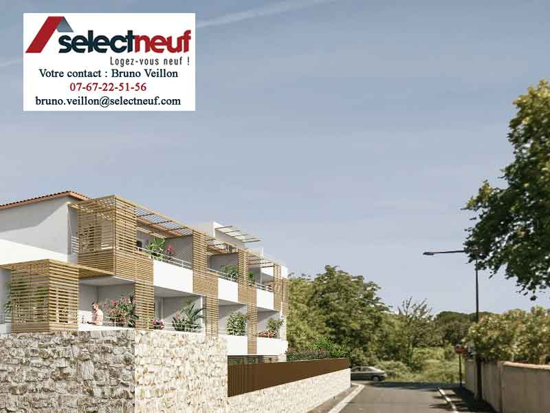 Appartement en vente à VENDARGUES
